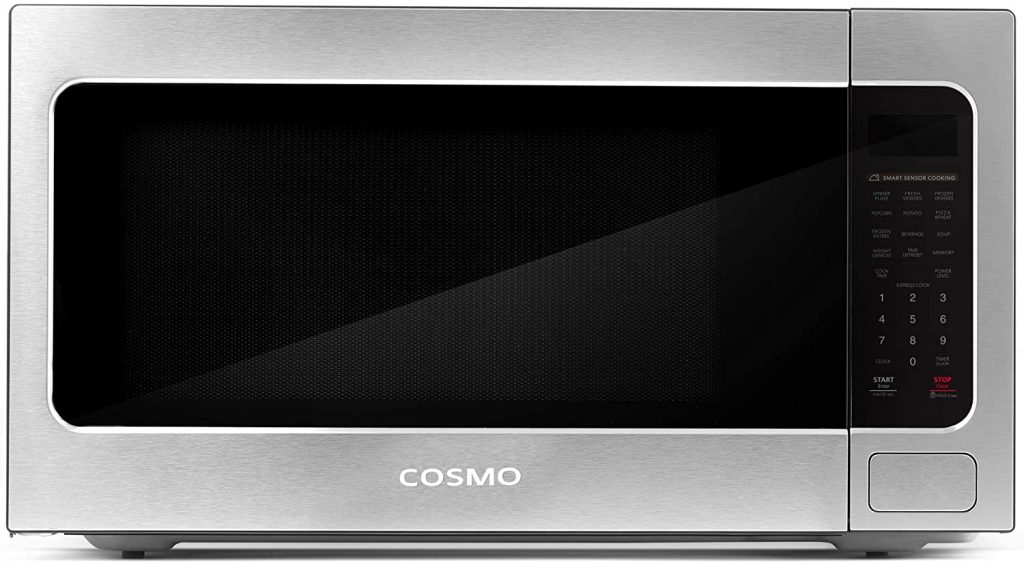 Cosmo Best Built - in Countertop Microwave Oven for 2019/2020