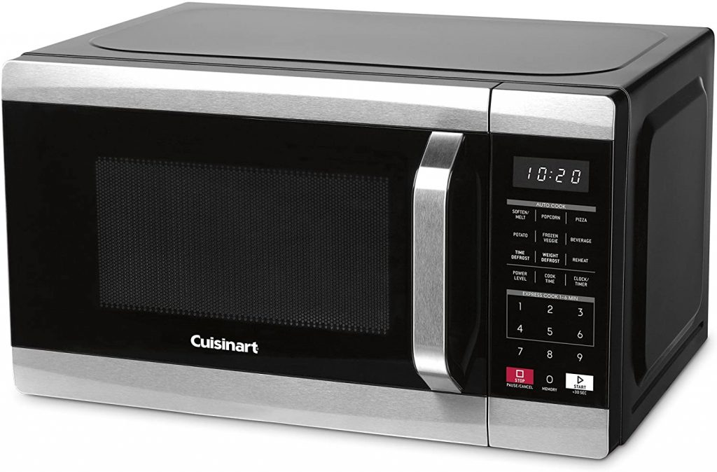Cuisinart Brand of Stainless steel Microwave Oven