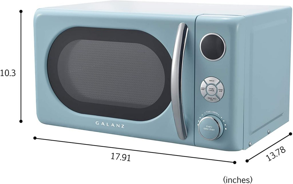 Galanz Retro 700watts Microwave oven for Home use