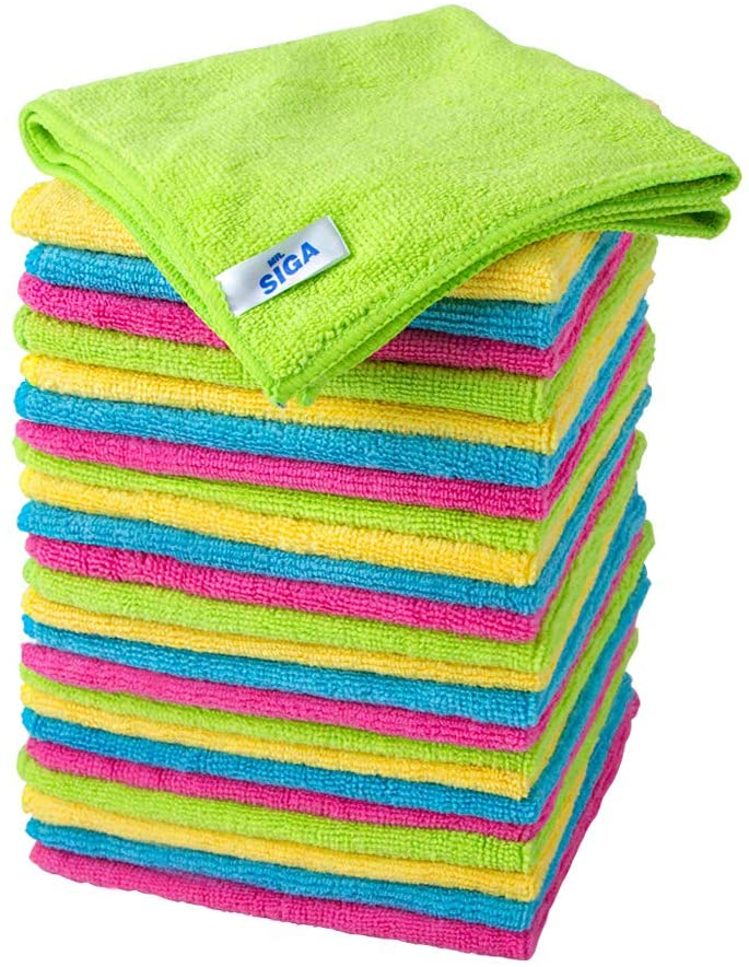 Microfiber kitchen cleaning cloth