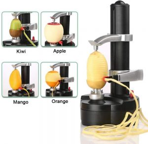 Best potato peeler for arthritis hands - multi function electric peeler for fruits and vegetables