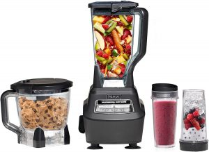 Ninja Mega blender and food Processor combo