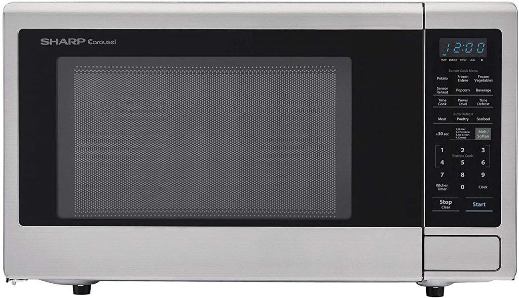 Best Brand of Microwave Oven - Sharp Electronics Countertop Microwave Oven