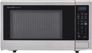 Best Microwave 2020 - Sharp Stainless steel Countertop Microwave Oven