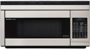 Sharp over the range convection Microwave Oven