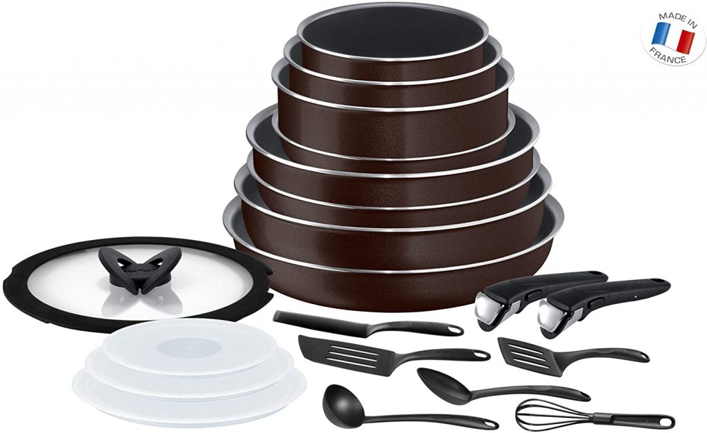 Tefal ingenio 20 Piece Essential Cookware sets