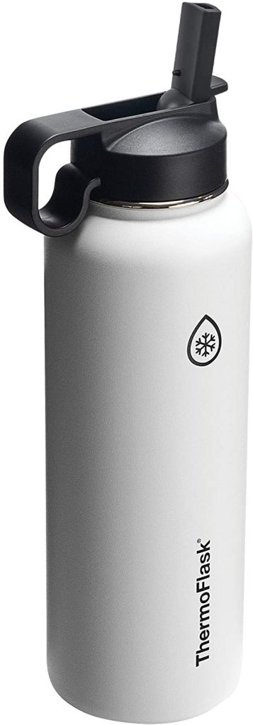 best insulated water jug - Thermoflask insulated water bottle
