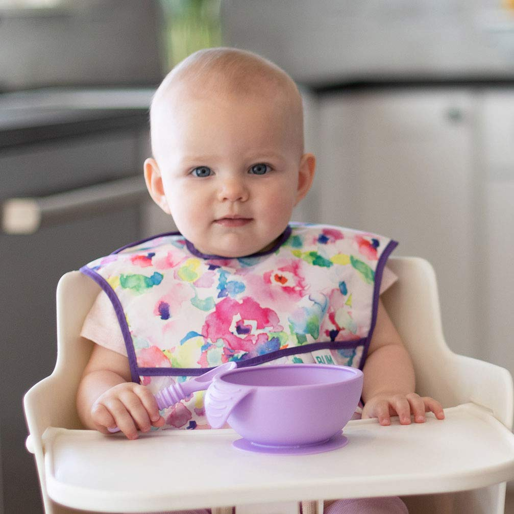 Bumkins Suction Silicone Baby Bowls
