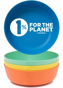 Best Baby Bowls - Eco matters safe Bamboo Toddler Bowls