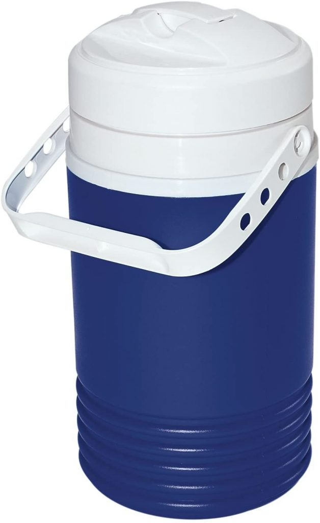 Igloo half (1/2) beverage sport cooler
