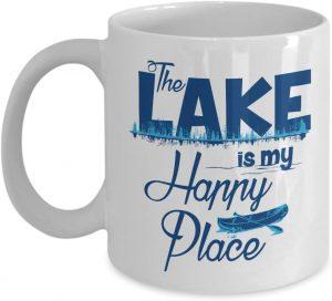 Trendy coffee and tea mug