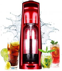 soda maker for home and commercial use - soda sparking water  maker kit