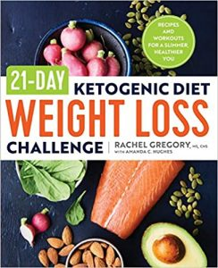 21 days Ketogenic diet weight loss recipes and workout booklet