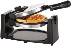 Bella Belgian Waffle Maker with Removable Drips