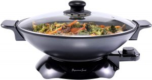 Continental Electric Chef Electric Wok