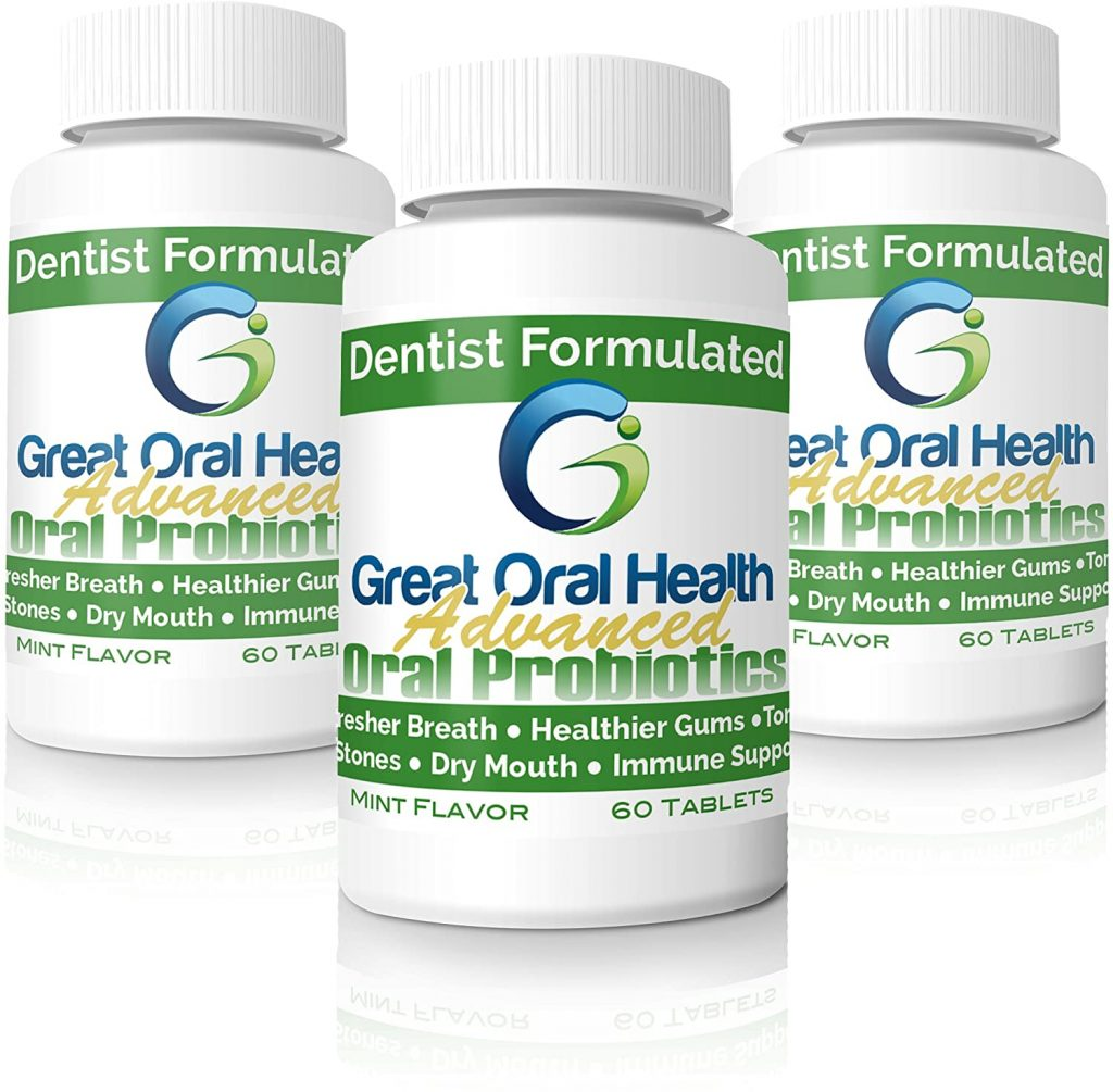 Patented Dental Oral tablets for the treatment of bad breath