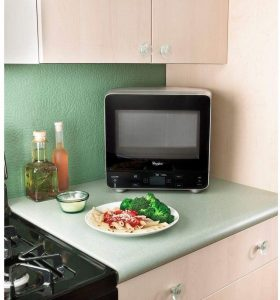 Best Whirlpool mini countertop tiny house Microwave Oven