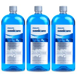 Antibacterial mouthwash for the remedy of bad breath in humans