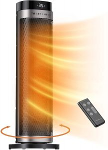 Best fast ceramic heaters with eco-mode energy saving oscillating ceramic heaters