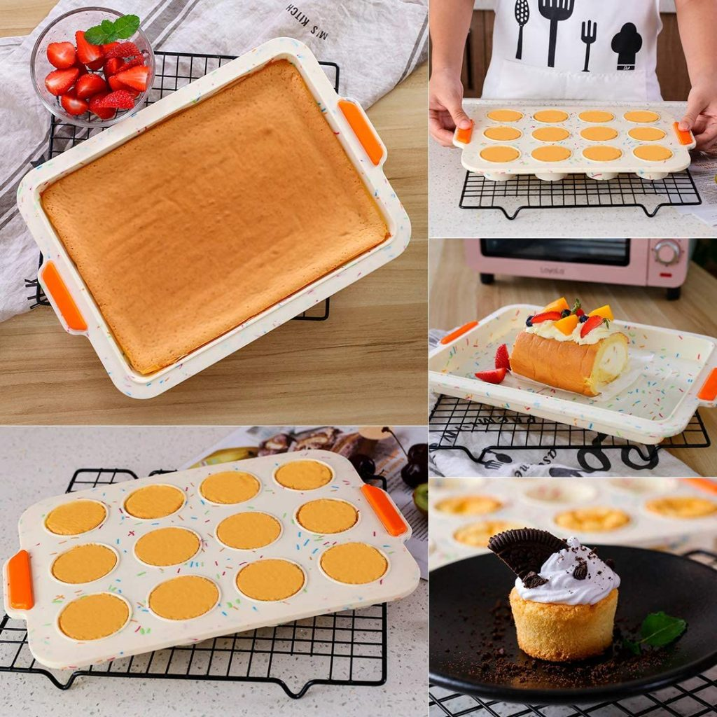 Is silicone bakeware dishwasher safe