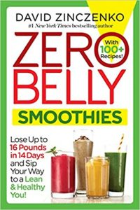 zero belly fat flush smoothie recipe diet booklet