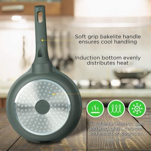 Best Induction base cookware sets for glass, induction, ceramic stove tops