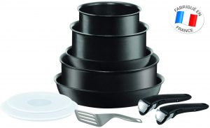 Best Tefal Ingenio cookware suitable for all cook tops like gas stove, ceramic hob , electric and induction