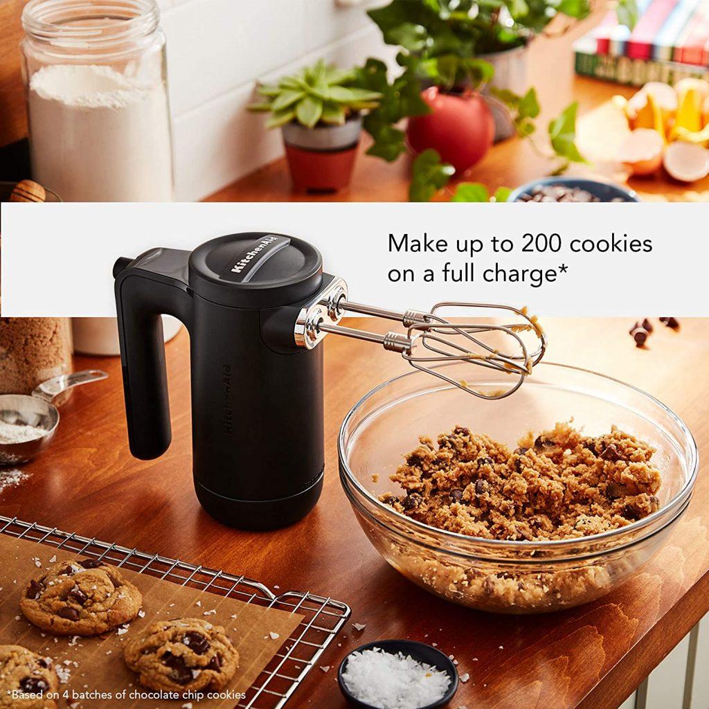 KitchenAid best hand mixer for cookie dough 2020