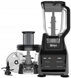 Ninja Intelli-sense Blender for ice cream, smoothies and other delicious recipes