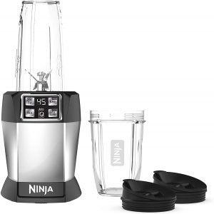 Personal Powerful Ninja Nutri Blender for ice cream, smoothies, juices and shakes.