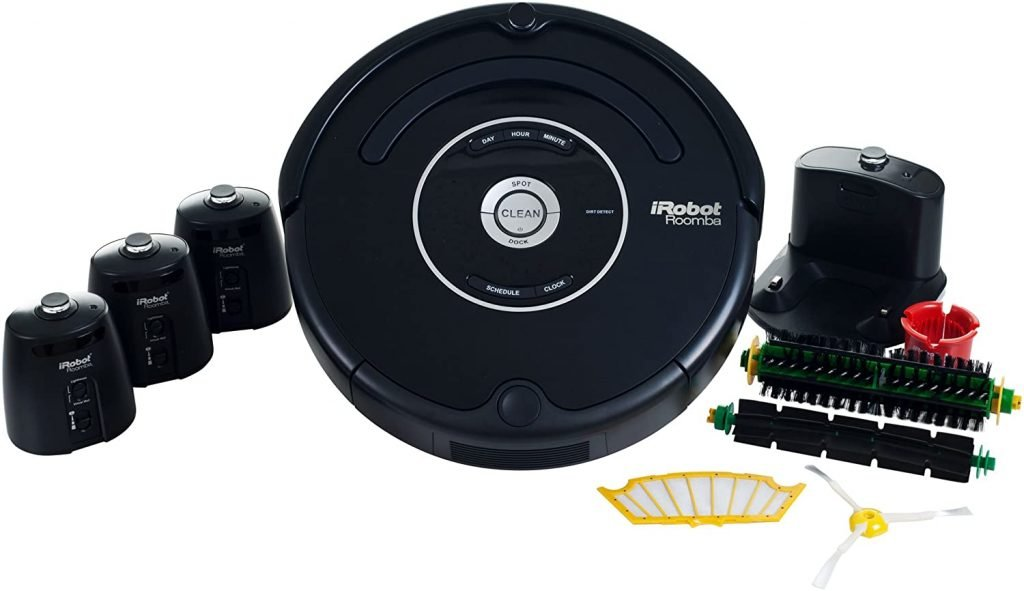 iRobot Robot Roomba 581 Floor Robotic Vacuum for laminate floors
