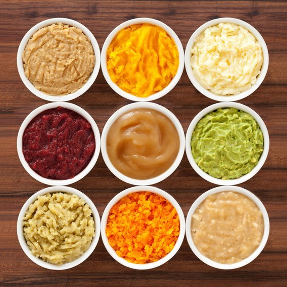 how to puree food for Dysphagia