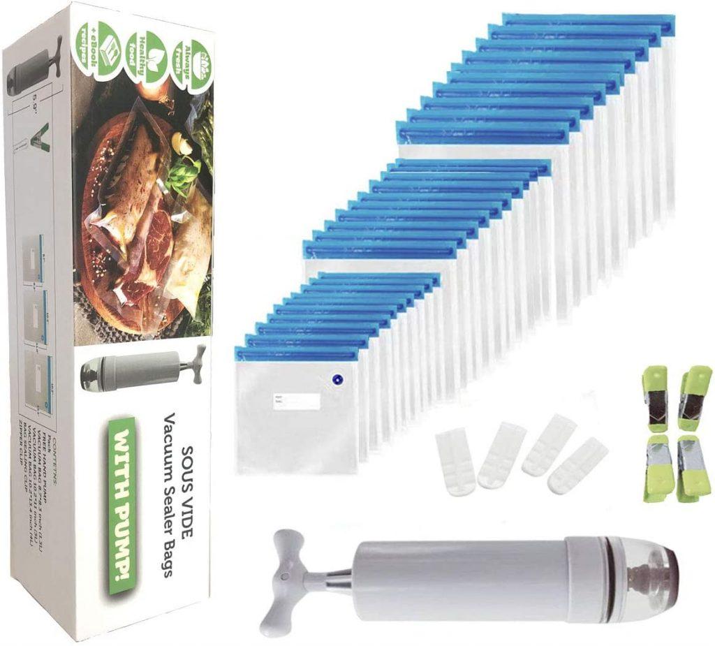 best vacuum seal bag for sous vide