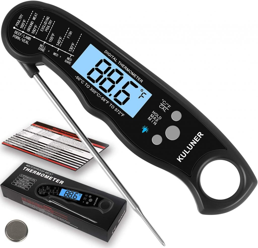 digital meat thermometer for prime rib roast