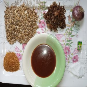 how to cook African beans - Ingredients for preparing African beans
