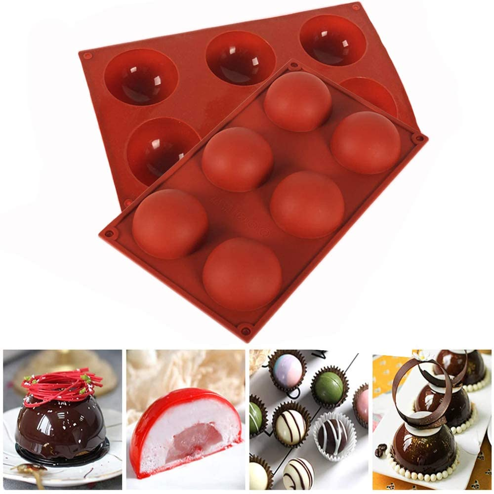 How to make chocolate shapes with silicone baking mold