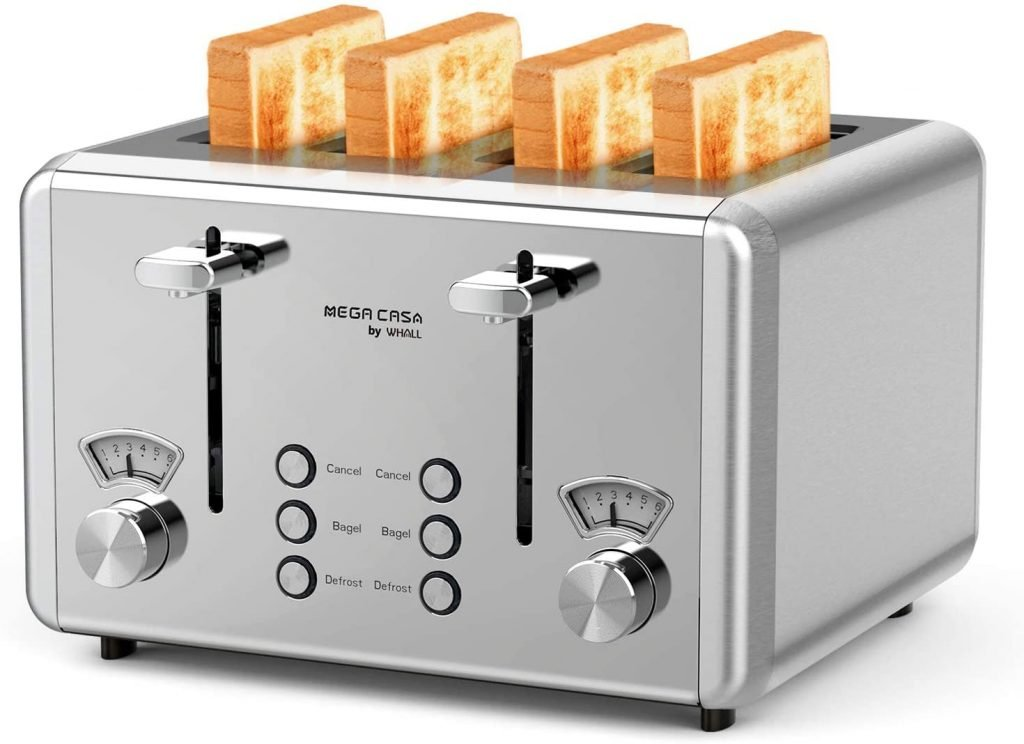 home appliance bread toaster as wedding gift for newly married couple