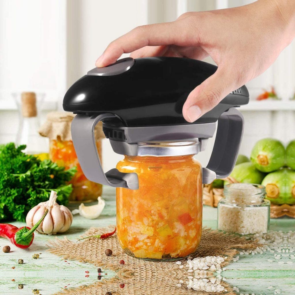 Kitchen gadgets Electric jar opener for Elderly and arthritis sufferers