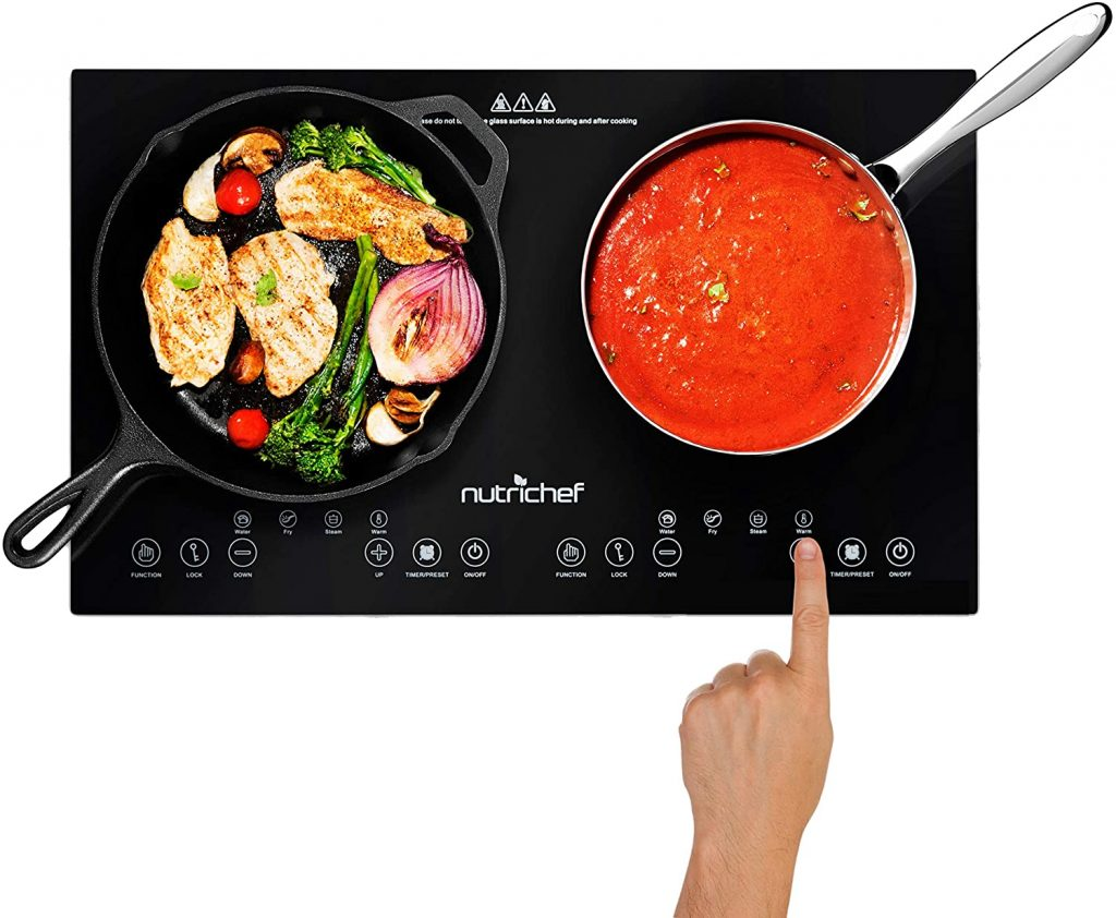 Induction cooker wedding gift for newly weds