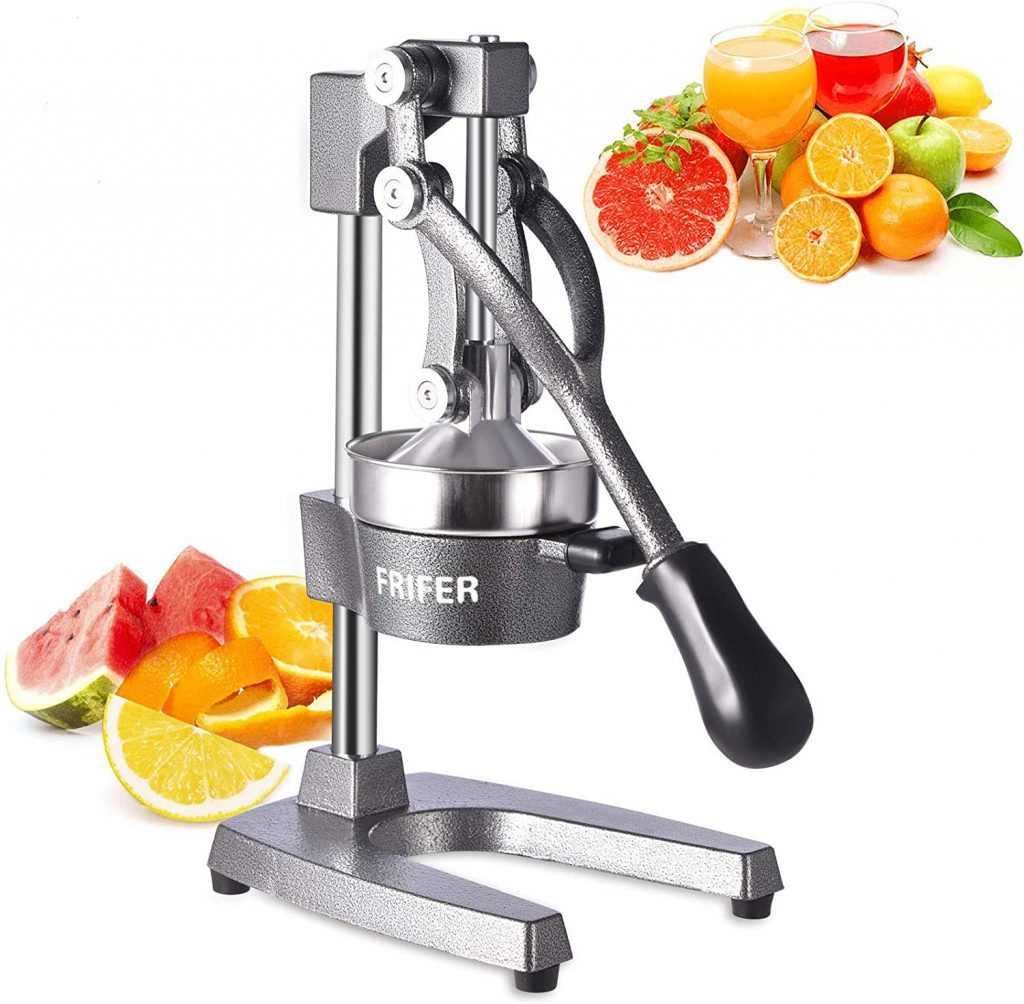 Best hand manual operated Juicer machine