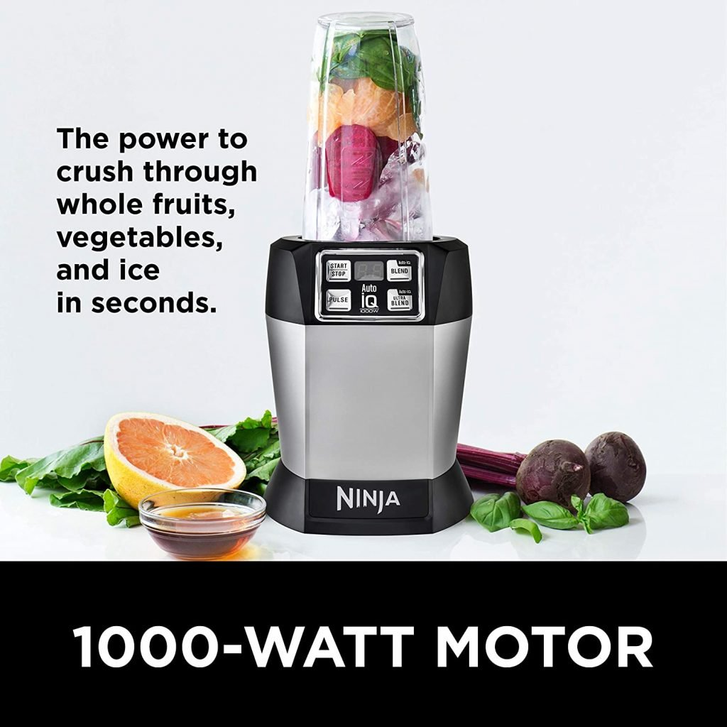 Nutri Nutri Personal Blender for shakes and smoothies
