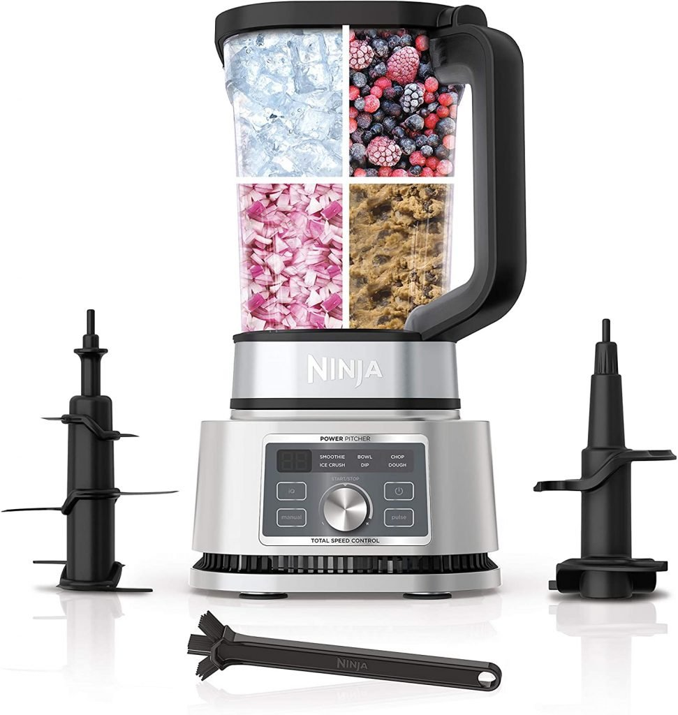 home and kitchen Ninja foodi food processor and blender for wedding gift newly weds