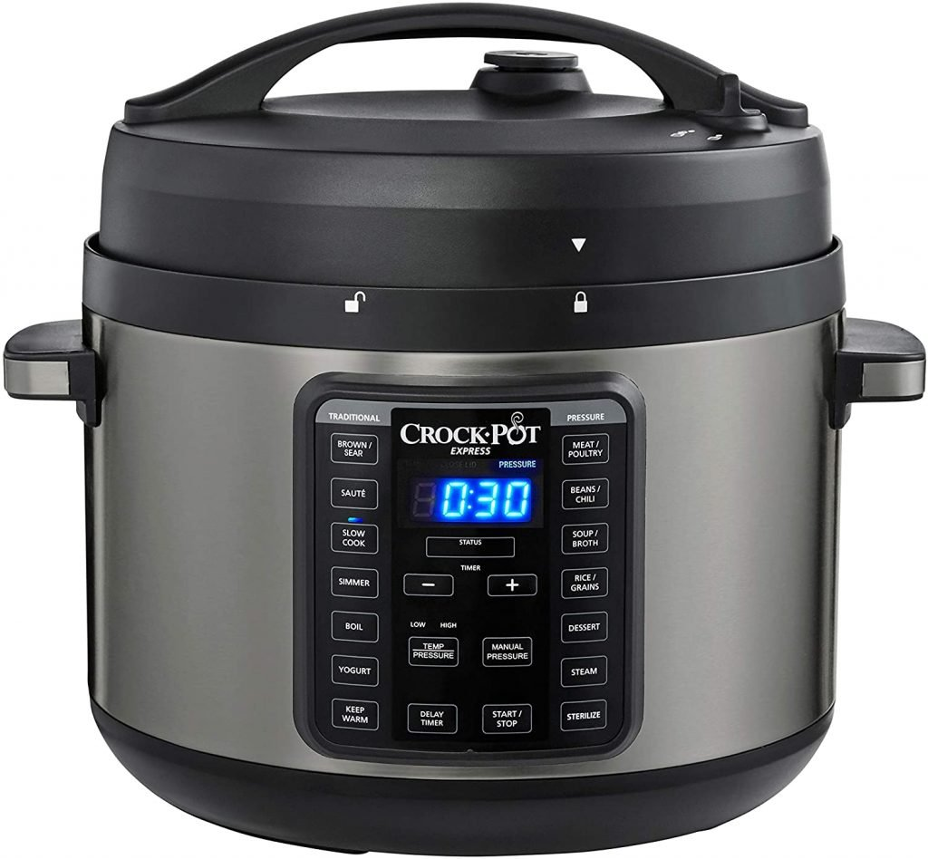 slow cooker crock pot as wedding gift for newly weds