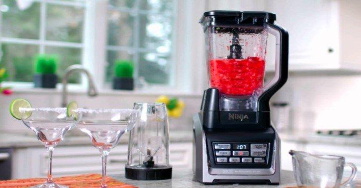 Using Ninja Blender to prepare pancake batter
