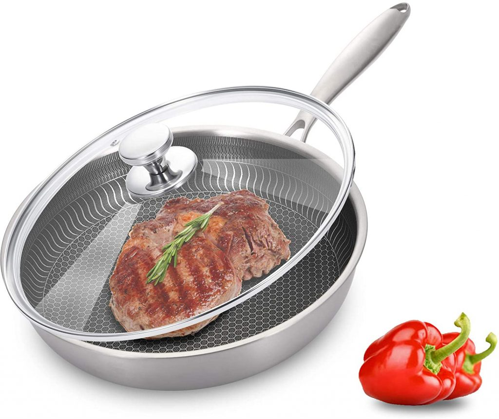 Best non stick pan for induction stove