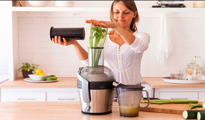 How do Juicers work