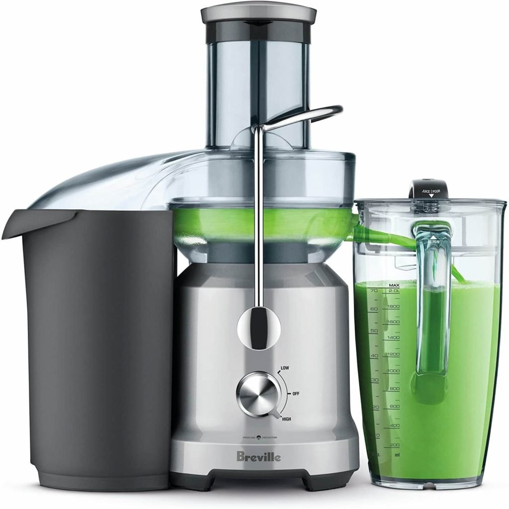 How to use the Breville Centrifugal Juicer for Juicing